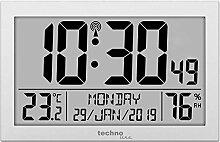 Technoline WS 8016 Horloge murale numérique