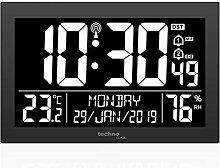 Technoline WS 8017 Horloge Murale Radio-pilotée