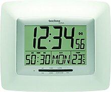 Technoline WS8100 Horloge Radio- Pilotée Argen