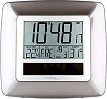 Technoline WS8112 Horloge Radio- Pilotée Argen