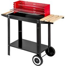 Tectake barbecue charbon chariot 402329