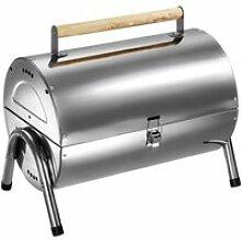 Tectake barbecue portable 402328