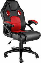 Tectake - Chaise gamer MIKE - chaise de bureau,
