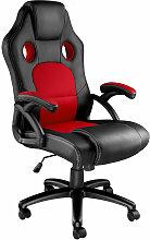 Tectake - Chaise gamer TYSON - chaise de bureau,