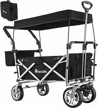Tectake - Chariot de jardin pliable 80 kg NICO -