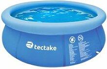 Tectake piscine gonflable autoportée ronde ø240
