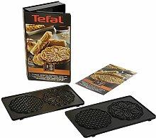 Tefal Coffret Snack Collection de 2 plaques