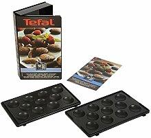 Tefal Coffret Snack Collection de 2 plaques mini