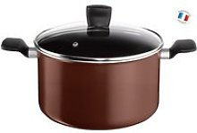 TEFAL EXTRA BROWNIE Marmite 30cm + Couvercle
