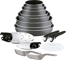 Tefal Ingenio Essential Batterie de cuisine 17