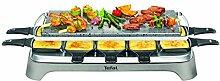 Tefal PR457B12 Pierrade Raclette, 1350 watts,