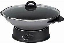 Tefal wo 300010 multi wok noir/argent 1100w