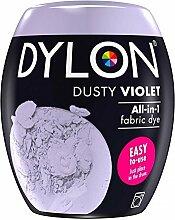 Teinture textile machine - Violet poudré