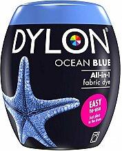 Teinture textile pour machine Bleu océan