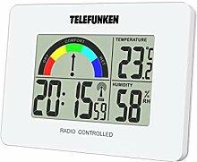 TELEFUNKEN FUD-40COM Réveil radio-piloté