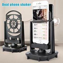 Téléphone portable Shaker pour Deux Téléphones