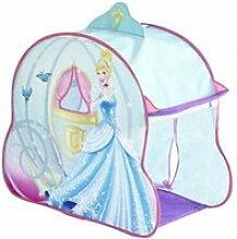 Tente de jeux carrosse cendrillon disney princesse