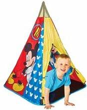 Tente de jeux tipi garçon  mickey mouse disney