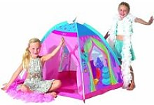 Tente dome princesse