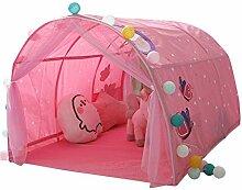 Tente Enfant,Tente De Lit Pour Enfants Maison De