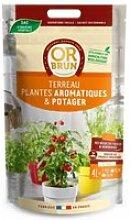 -terreau potager et aromatique 4l ORB3323663000703