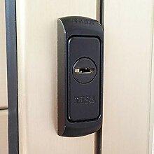 Tesa E240–Bouclier Haute sécurité Noir