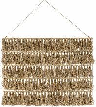Tête de lit en fibre végétale 160x122