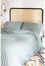 Tête de lit Reyna pour lit 135 cm Noir Sklum