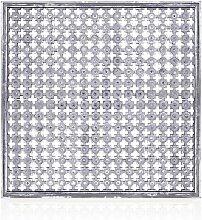 Tête de lit Victorine 140cm Argent - Argent