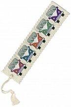 Textile Heritage Croix Marque-page kit