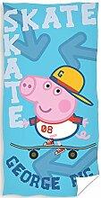 Textile Tarrago Serviette de plage Peppa Pig, 70 x