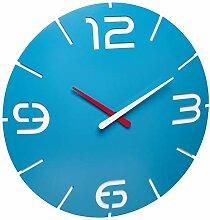 TFA Dostmann 60.3536.14 Contour Horloge Murale