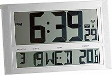 TFA Dostmann 98.1090 Horloge murale radio-pilotée