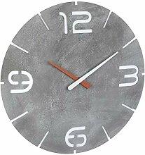 TFA Dostmann Horloge Murale Radio-pilotée Contour