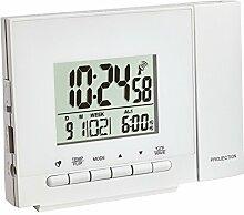 TFA-Dostmann Horloge Radio à Projection - avec