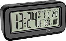 TFA Dostmann Réveil numérique Radio BOXX avec
