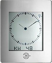 TFA Horloge Murale Radiopilotée avec Température