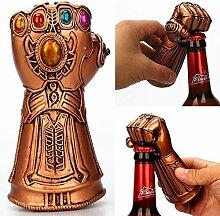 Thanos Ouvre-bouteille de bière avec gant pour