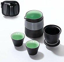 Thé chinois Set Tea Ensemble de thé Portable