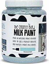 The Crafty Bird Milk Paint Havana Cafe 230g,