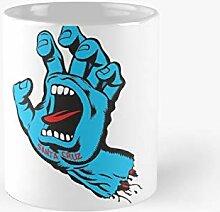 The Hand Of Cruz Factory Merch Classic Mug Best