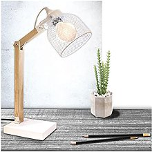 The Home Deco Light Lampe de Bureau Style