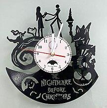 The Nightmare Before Christmas Horloge Murale à