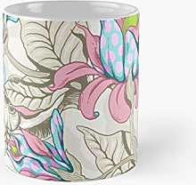 The Sea Garden - Pastel Classic Mug