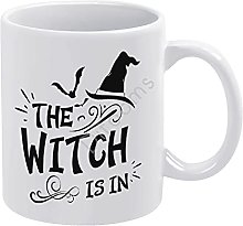 The Witch is in Novelty Tasse à café