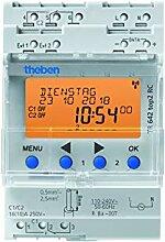 Theben 6420100 TR 642 TOP2 RC Horloge programmable
