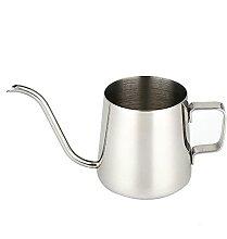 Thée de théière en acier inoxydable de pochette