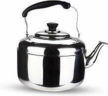Théière en acier inoxydable Teapot Bouilloire à