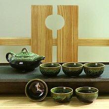 Théière en céramique de Style chinois
