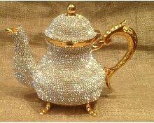Théière en cristal arabe turque teapot-1500-mL